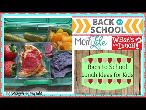 Xxx Mp4 Back To School Lunch Ideas For Kids YumBox Hot Cold Options 3gp Sex