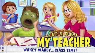 Pear Forced to Play - My Teacher