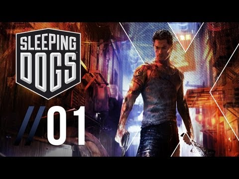 Lets Play Sleeping Dogs [Deutsch] [HD] //01 - UAH BÄÄÄÄÄÄM!!!