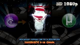 DESCARGAR BATMAN VS SUPERMAN ESPAÑOL LATINO TORRENT