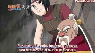 Avances  Naruto Shippuden capitulo 218 sub español