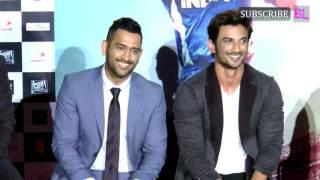 M S Dhoni - The Untold Story Trailer Launch | Sushant Singh Rajput | Neeraj Pandey | UNCUT