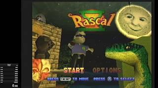 Rascal Any% Speedrun in 1:05:26