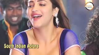 Shruthi Hasan Hot Boobs Show