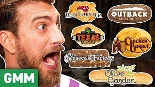 Restaurant Bread Taste Test