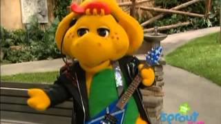 Barney & Friends Little Red Rockin' Hood