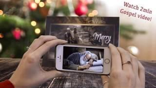 Christmas Card (Augmented reality)