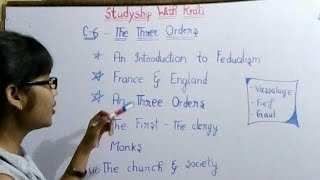 Class 11th History ncert Ch-6(Part 1)