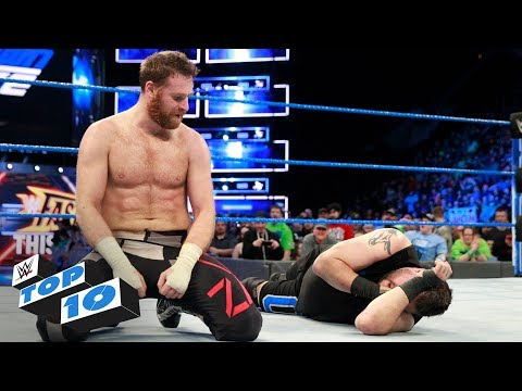 Xxx Mp4 Top 10 SmackDown LIVE Moments WWE Top 10 March 6 2018 3gp Sex