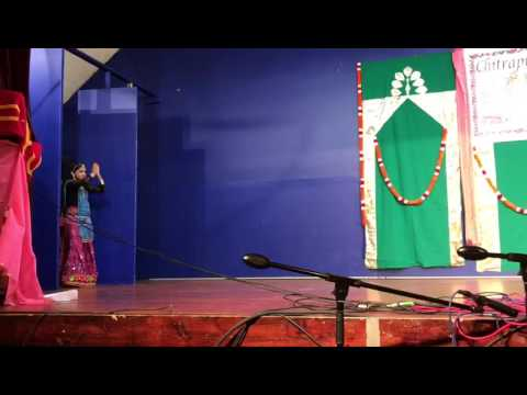 Rudras dance performance during Yugadi program