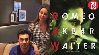 Ranbir Thanks Gauri For His First Home | Sushant Gears Up To Play A Spy Role In Romeo Akbar Walter