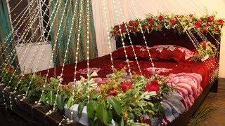 Wedding Bed Room Design