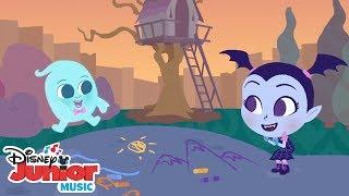 Lullaby and Goodnight | 🎶 Disney Junior Music Nursery Rhymes | Disney Junior