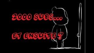 2000 SUBS- Merci ;D