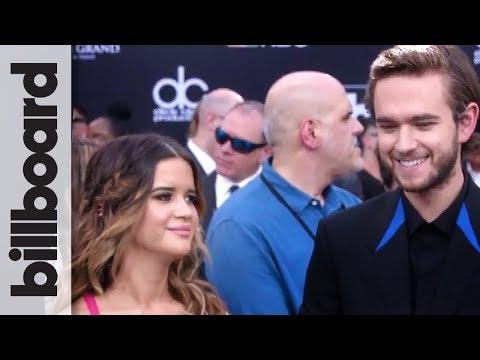 Zedd, Maren Morris, & Grey Talk Success of 'The Middle' | BBMAs 2018