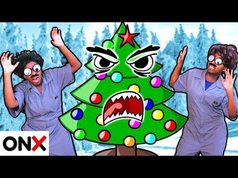 Xxx Mp4 CHRISTMAS TREE CHALLENGE Shiloh And Shasha Onyx Kids 3gp Sex