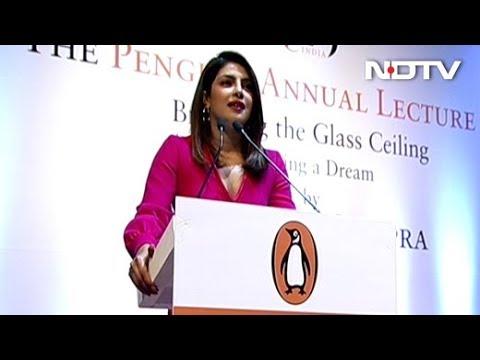 Xxx Mp4 Priyanka Chopra Speaks On Breaking The Glass Ceiling 3gp Sex