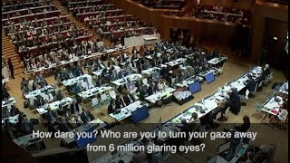 Epic takedown of UNESCO by Israel