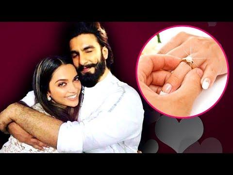 Ranveer Singh BEST Gift To Deepika Padukone On Her Birthday 2018   Engagement Ring