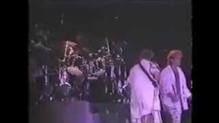 YES, en Buenos Aires. Febrero de 1985. Emitió Canal 9 Libertad.