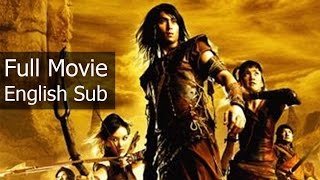 Thai Action Movie - Village of Warriors [English Subtitle] Full Movie