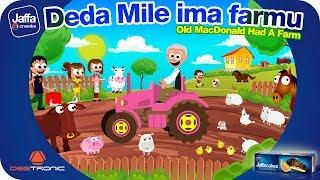 Deda Mile ima farmu   Old MacDonald had a Farm   Nursery Rhymes for Kids