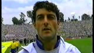 WC 1994 FINAL Italy vs Brazil National Anthem