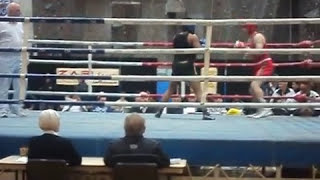 Elijah Golden Gloves Boxing