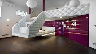Great Space Saving Ideas - Smart Furniture