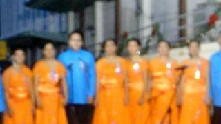 korosantalucia guesting channel 2's umagang kay ganda nov. 3 2009 (xmas medley)