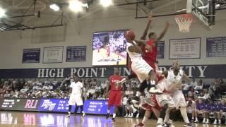 MBB Highlights: High Point 72, Radford 81