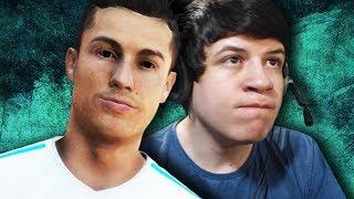 GTA V PC - Cristiano Ronaldo TÁ LOCO (MODS)