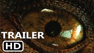 Jurassic World 2: Fallen kingdom TV Spot #2 [T-Rex] (2018) Chris Pratt, Dinosaurs movie HD