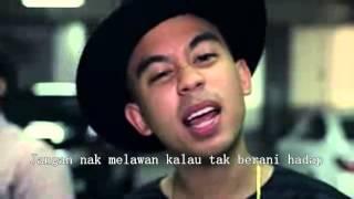 Alif Sleeq Boleh Pergi Jauh (Lyrics Music Vidio)