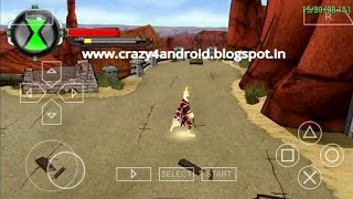 [100% Working] How to Download Ben 10 Game Free For Android Device (Hindi/Urdu)