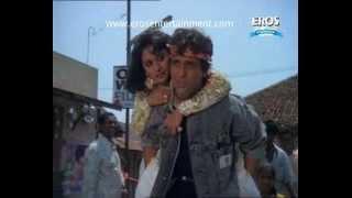 Madhuri Dixit expressing her love for Govinda - Izzatdaar