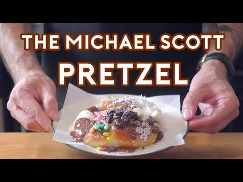 Binging with Babish Michael Scott s Pretzel from The Office