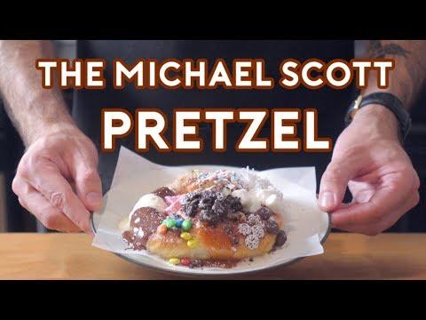 Xxx Mp4 Binging With Babish Michael Scott S Pretzel From The Office 3gp Sex