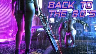 'Back To The 80's' | Best of Synthwave And Retro Electro Music Mix for 2 Hours