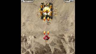 Sky Force Reloaded Gameplay Nokia Symbian & Computer Complete All STAGE