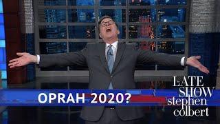 How An Oprah Presidency Would Look