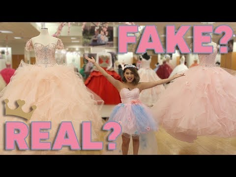 Xxx Mp4 Trying On Quinceanera Dresses Real Vs Fake 3gp Sex