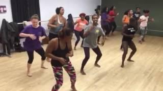 African Dance Intensive with Coach Cass
