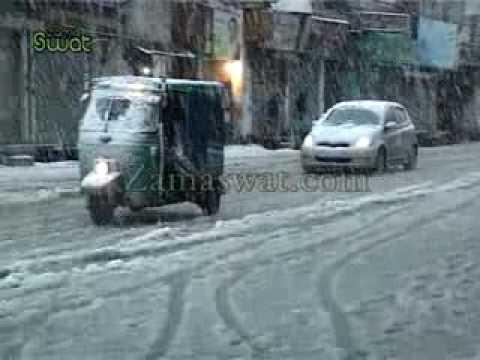 Swat Snow Fall Report