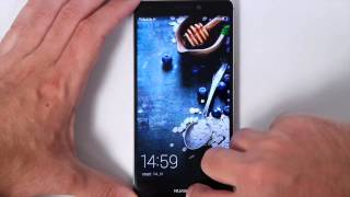 Huawei Mate S unboxing and hands-on