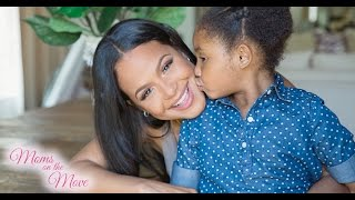 A Day in The Life Of Christina Milian | Moms on The Move