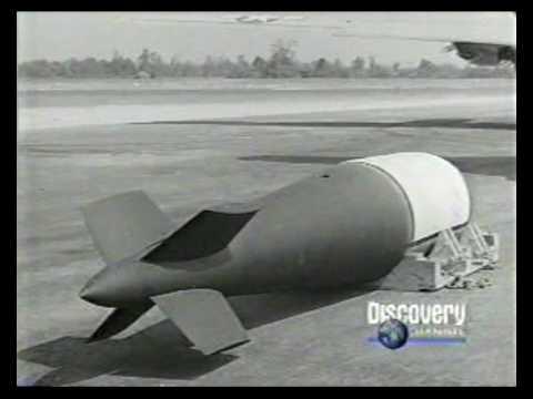 12,000 lb Tallboy Earthquake Bomb