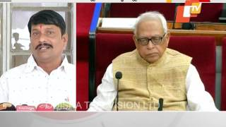 Odisha Assembly adjourned repeatedly amid Opposition din
