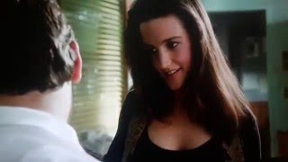 Kristin Davis  - Leslie - E.R. S1E12 Happy New Year 5 Jan. 1995