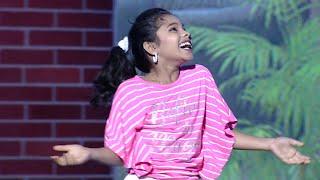 D5 Junior I Zaya - self intro round I Mazhavil Manorama